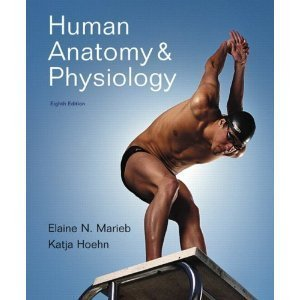 Human Anatomy and Physiology (Mastering Package Component Item)  8th 2010 9780321742322 Front Cover