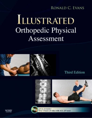 Illustrated Orthopedic Physical Assessment  3rd 2008 9780323045322 Front Cover