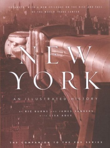 New York An Illustrated History  2003 edition cover