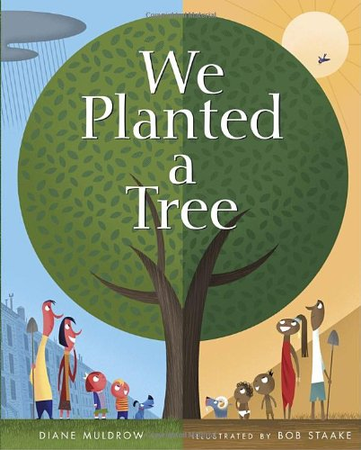 We Planted a Tree   2010 edition cover