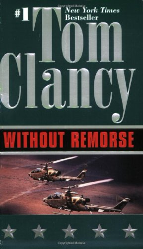Without Remorse   1993 (Reprint) edition cover