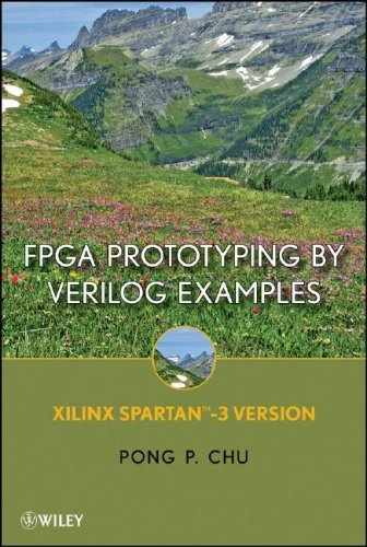 FPGA Prototyping by Verilog Examples   2008 edition cover
