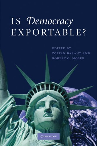 Is Democracy Exportable?   2009 edition cover