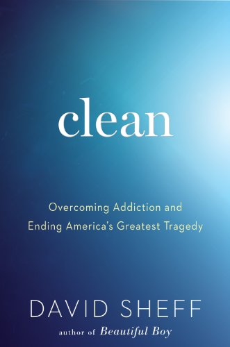 Clean Overcoming Addiction and Ending America's Greatest Tragedy  2012 edition cover
