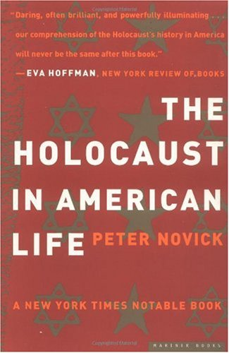 Holocaust in American Life   2000 edition cover