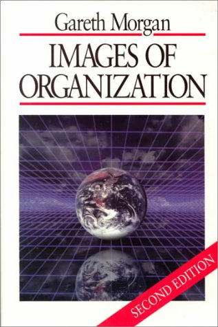 Images of Organization  2nd 1998 edition cover