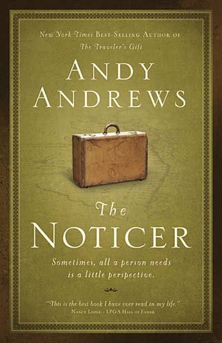 Noticer Sometimes, All a Person Needs Is a Little Perspective  2011 edition cover