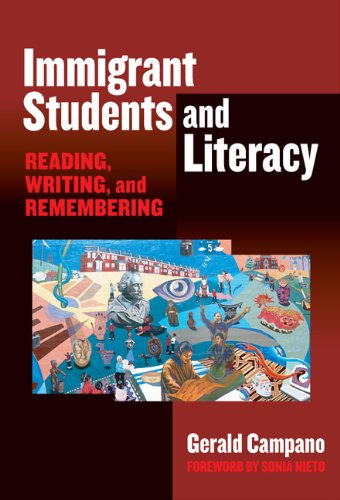 Immigrant Students and Literacy Reading, Writing, and Remembering  2007 edition cover