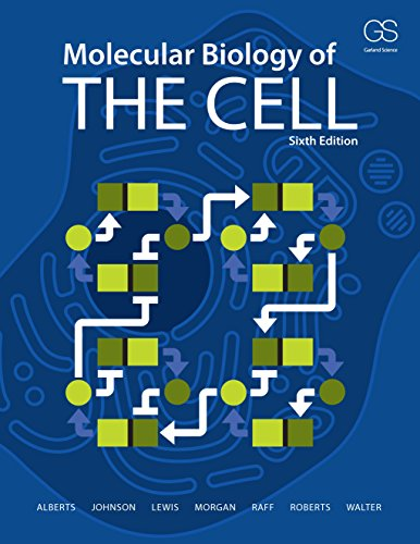 Cover art for Molecular Biology of the Cell, 6th Edition