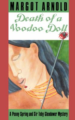 Death of a Voodoo Doll  Reprint 9780881501322 Front Cover