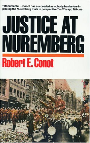Justice at Nuremberg  N/A edition cover