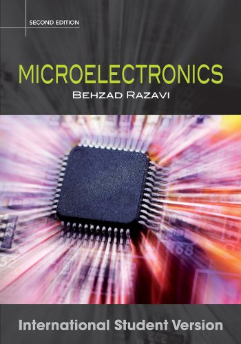 Fundamentals of Microelectronics  2nd 2014 edition cover