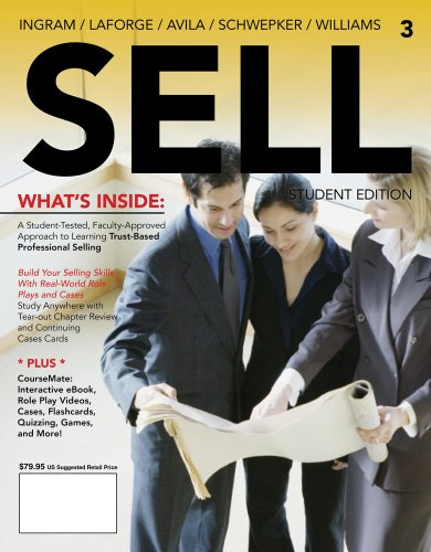 Sell  3rd 2013 edition cover