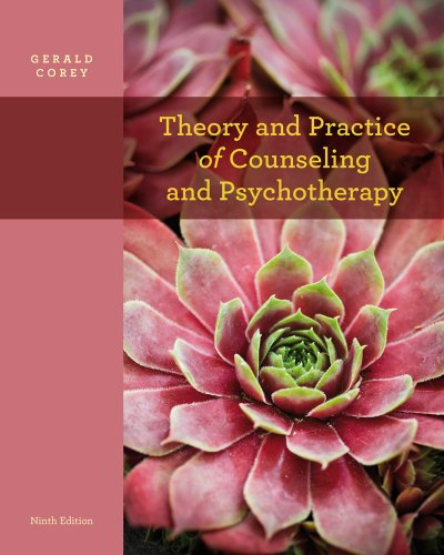 Bundle: Theory and Practice of Counseling and Psychotherapy, 9th + Student Manual  9th 2013 edition cover