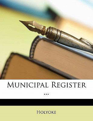 Municipal Register  N/A edition cover
