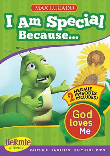 I Am Special God Loves Me  2011 9781400318322 Front Cover