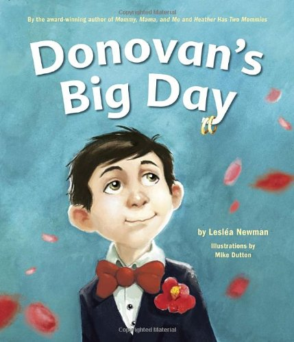 Donovan's Big Day   2011 edition cover