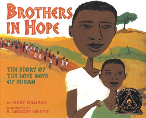 Brothers in Hope The Story of the Lost Boys of Sudan  2005 edition cover