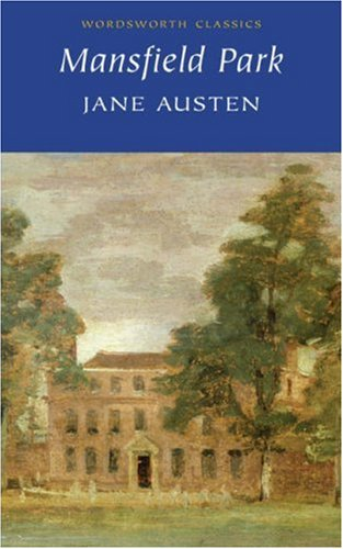 Mansfield Park   1992 edition cover