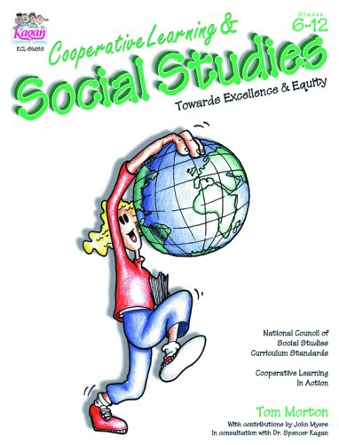 Cooperative Learning and Social Studies 1st 1998 edition cover