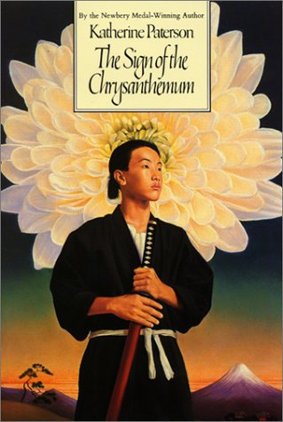 Sign of the Chrysanthemum  Reprint 9780064402323 Front Cover