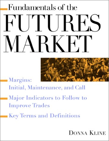 Fundamentals of the Futures Market   2001 edition cover