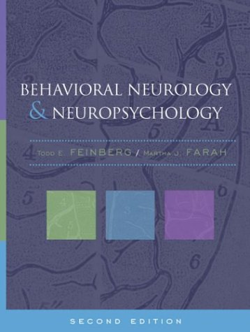 Behavioral Neurology and Neuropsychology  2nd 2003 (Revised) 9780071374323 Front Cover