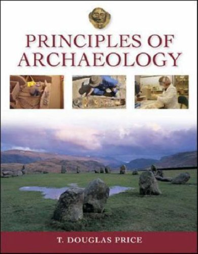 Principles of Archaeology   2007 edition cover