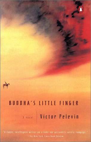 Buddha's Little Finger  Reprint edition cover