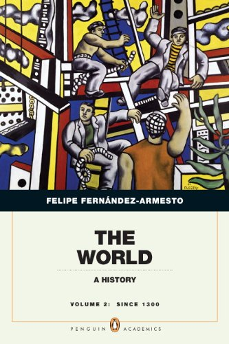 World A History  2011 edition cover