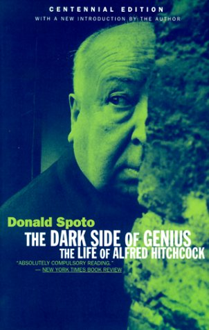 Dark Side of Genius The Life of Alfred Hitchcock  1999 (Anniversary) edition cover