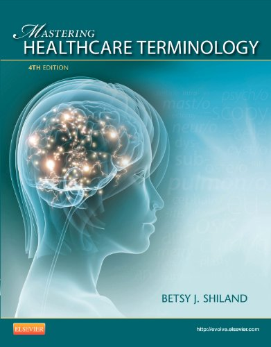 Mastering Healthcare Terminology - Spiral Bound  4th 2013 edition cover