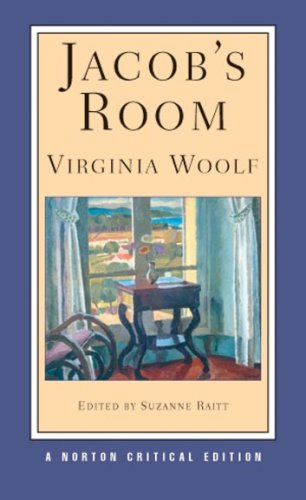 Jacob's Room   2006 edition cover