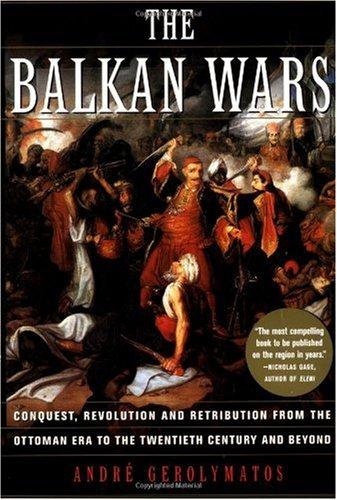 Balkan Wars   2003 edition cover