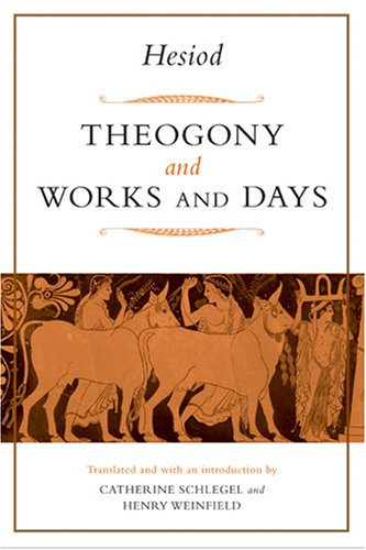 Theogony and Works and Days   2006 9780472069323 Front Cover