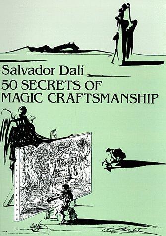 50 Secrets of Magic Craftsmanship  Reprint edition cover