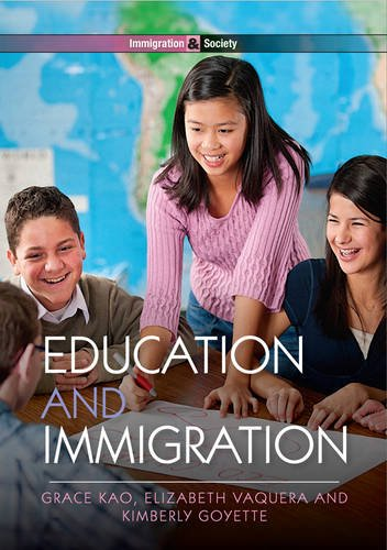 Education and Immigration   2013 edition cover