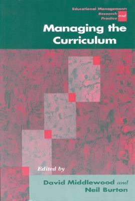 Managing the Curriculum   2001 9780761970323 Front Cover
