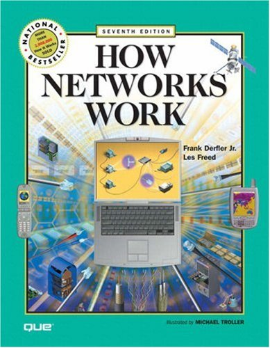 How Networks Work  7th 2005 (Revised) edition cover