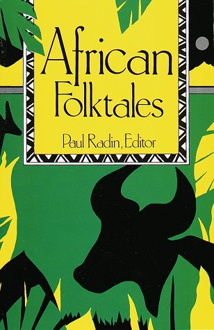 African Folktales Reprint edition cover