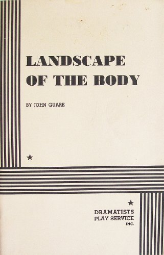 Landscape of the Body  N/A edition cover