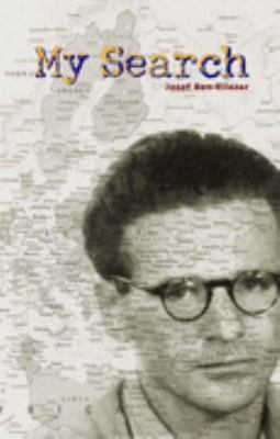 My Search A Holocaust Survivor's Journey - Bruderhof Stories  2005 9780874869323 Front Cover
