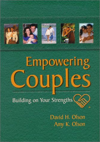 Empowering Couples: Building on Your Strengths 2nd 2000 edition cover