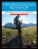 ORGANIZATIONAL BEHAVIOR >ANNOT.INSTRS<  N/A 9781118456323 Front Cover