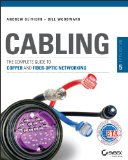 Cabling The Complete Guide to Copper and Fiber-Optic Networking 5th 2014 edition cover