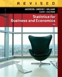 Statistics for Business and Economics  12th 2015 (Revised) 9781285846323 Front Cover