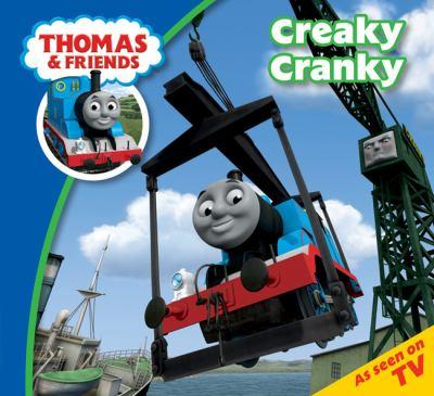 Creaky Cranky   2012 9781405262323 Front Cover