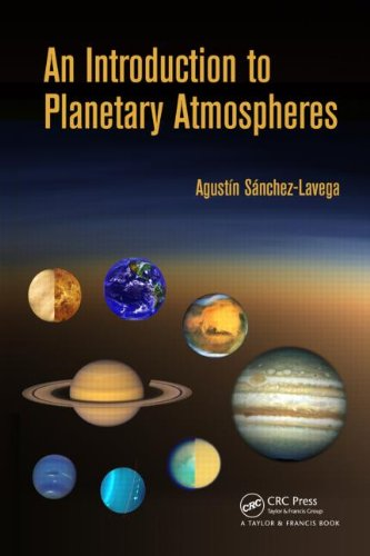 Introduction to Planetary Atmospheres   2010 edition cover