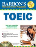 Barron's Toeic  6th 2013 (Revised) edition cover
