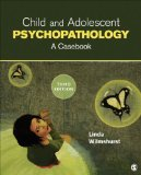 Child and Adolescent Psychopathology A Casebook 3rd 2015 edition cover